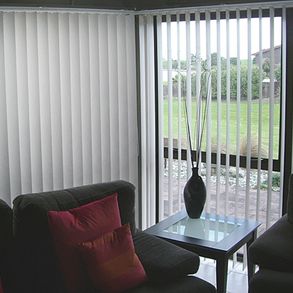 Cortinas verticales precios materiales de construcci n - Precio de cortinas ...